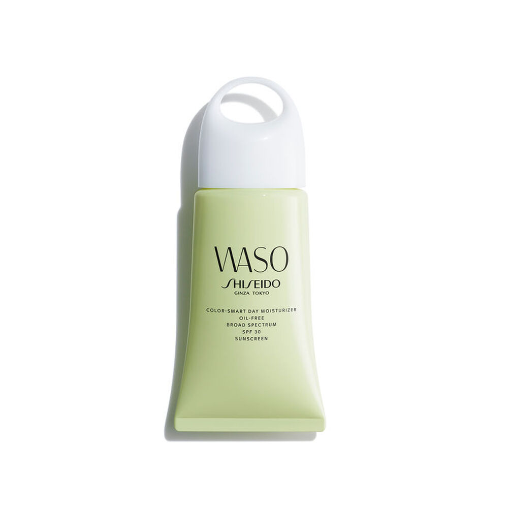 Kem dưỡng ban ngày WASO Color-Smart Day Moisturizer Oil-Free,
