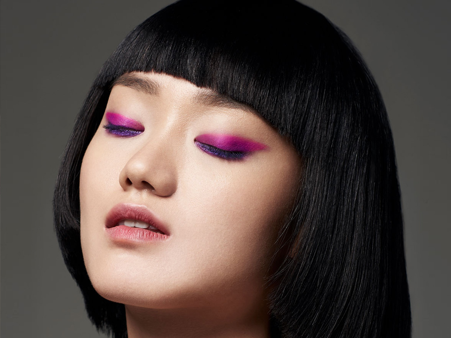Spring & Summer Makeup Trends: Ultra Violet