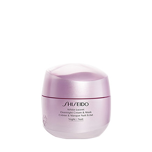 White Lucent Overnight Cream & Mask